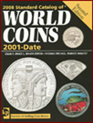 2008 Standard Catalog of World Coins 2001-Date