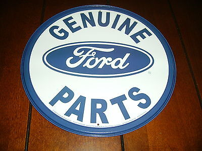 Ford Genuine Parts - Hot Rod - Muscle Car - Ratrod - ---Brand New Metal Sign--