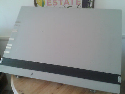 Vintage British Thornton Desk Top A1 Size Large Drawing Board