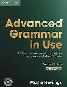 Advanced Grammar in Use. With Answers and CD-ROM. von He... | Buch | Zustand gut