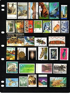Australian sheet stamps, including high value to $10 - Free Post - Lot 423.