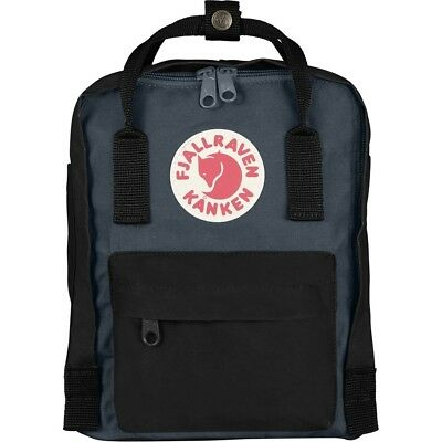 Fjallraven Kanken Mini Backpack With Long Shoulder Straps For Everyday 64bd32ed5cc8
