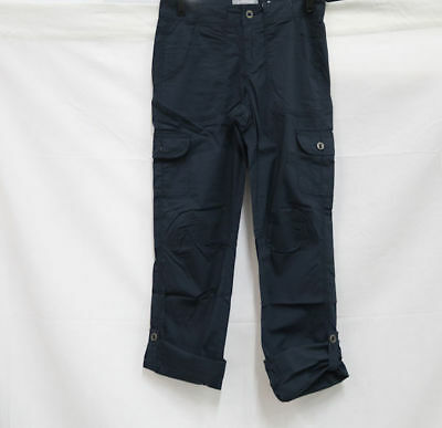 Gander Mountain Guide Series Women's Roll-Up Pant In Total Eclipse - Size 2