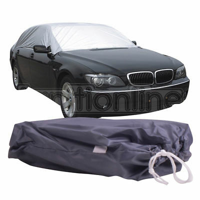 Sakura Water Resistant Car Top Cover Water Resistant Frost UV Rays Extra Large