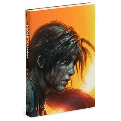 Shadow of the Tomb Raider offiz Deutsches Lösungsbuch inkl eGuide Hardcover OVP
