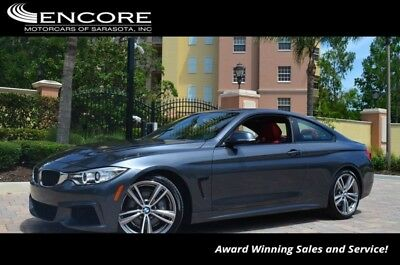 4-Series 435i Coupe W/M Sport, Technology and Premium Packa 2015 BMW 4 Series 435i Coupe W/M Sport, Technology and Premium Packa 14,289 Mile