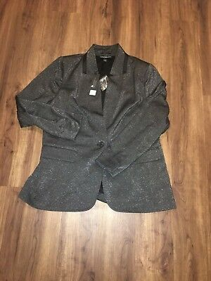 Lane Bryant Woman's Size 14 Blazer/jacket, Brand New With Tags, Retails $89.95