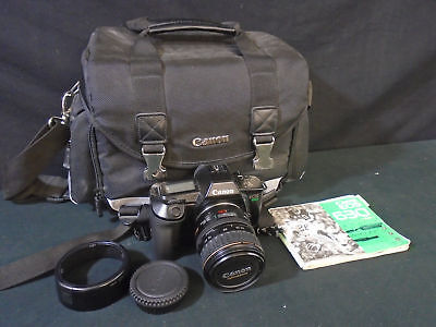Canon EOS 630  35mm. Camera. (Bundle). TESTED. (430)