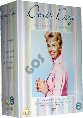 Doris Day The Essential Collection DVD Box-Set New & Sealed
