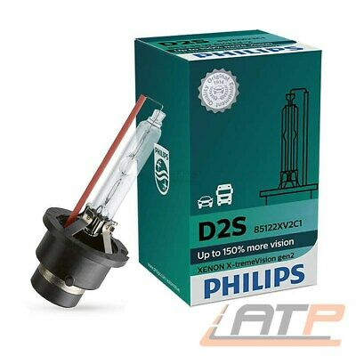 PHILIPS 85122XV2C1 X-TREME VISION D2S GENERATION 2 XENONBRENNER 4800k AUTOLAMPE