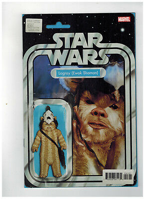 STAR WARS #53  1st Printing - Action Figure Variant Cover   / 2018 Marvel Comics