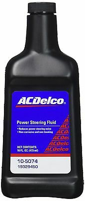 ACDelco 10-5074 Power Steering Fluid - 16 oz GM OEM