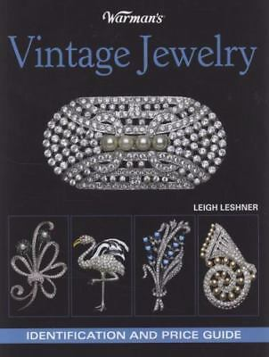 Warman's Vintage Jewelry : Identification and Price Guide by Leigh Les