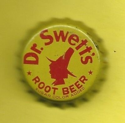 DR SWEETS Rootbeer cork lined bottle cap
