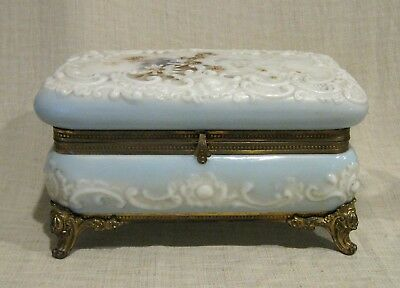 "Large Wavecrest Wave Crest Large 9 1/4"" Dresser Box"