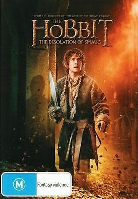 Hobbit 2 THE DESOLATION OF SMAUG : NEW DVD