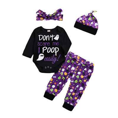 Infant Halloween Pants Outfit