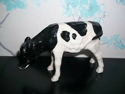 shebeg pottery cow figure