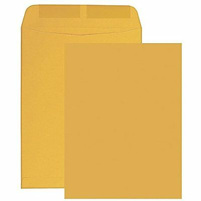 "6"" X 9"" Catalog Envelope (Open End) Brown Kraft 500 Count- MCT6950"