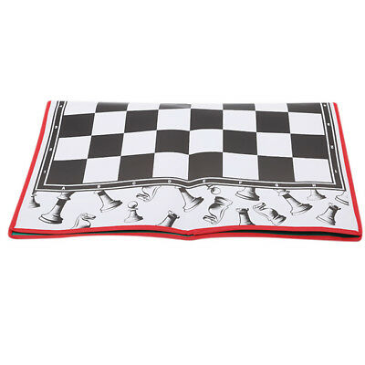 Non-woven Fabric Tournament Chess Board For Family Friends Games Supplies B