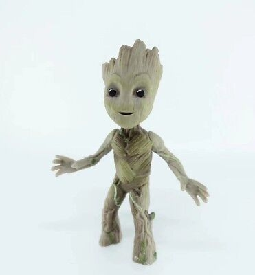 """New Guardians of The Galaxy Vol. 2 Baby Groot 6"""" Figure Statue Kids Interest Toy"""
