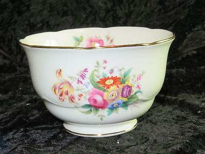 Vintage Replacement China Sugar Bowl (L) George Jones & Sons Crescent Ware 1939