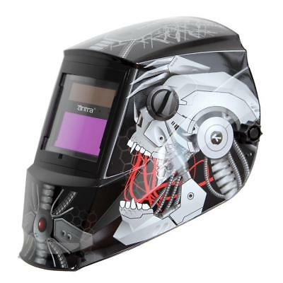 Antra™ AH6-260-6320 Solar Power Auto Darkening Welding Helmet Shade 4/5-9/9-13