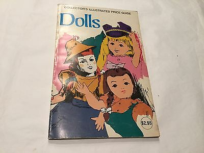 Collector's Illustrated Price Guide DOLLS Bill Schroeder 1977