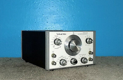 Wavetek Model 144 HF Sweep Generator Working Free Shipping