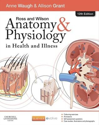 Ross and Wilson Anatomy & Physiology in Health and Illness 12 Ed (PDF)