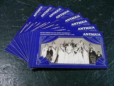 NobleSpirit NO RESERVE {3970}8x Mint Antiqua Silver Jubilee Stamp Books