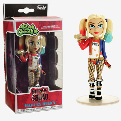 Funko Rock Candy: Suicide Squad - Harley Quinn Vinyl Collectible Item #30847