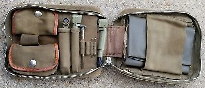 Us Military Issue Wild Heerbrugg Theodolite T-2 Accessory Tools Case