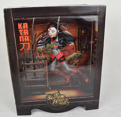 "DC Super Hero Girls Katana Mattel SDCC 2016 12"" Doll"
