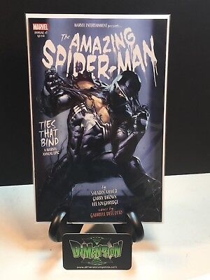 Amazing Spider-Man Vol # 5 Annual # 1 Dell' Otto Cover NM Marvel