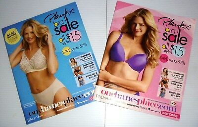 "(2) One Hanes Palce Catalog Summer/Fall 2012. 7.25"" x 9"""