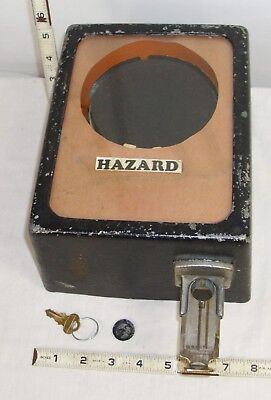 HAZARD COIN OPERATED PENNY THREE DICE GAME 1930s