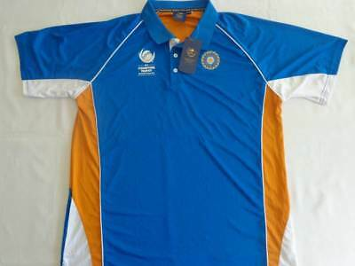 Maillot cricket Inde ICC champions trophy 2017 Neuf 3XL