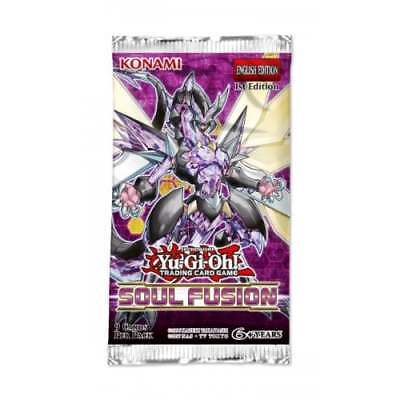 YU-GI-OH! SOUL FUSION * Soul Fusion Booster Pack *PRE-ORDER*