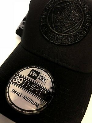 T07 NEW ERA OFFICIAL 39THIRTY Black Baseball Cap Black * S/M