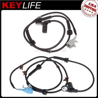 2x 479017Y000 479007Y000 Rear ABS Wheel Speed Sensor For 04-08 Nissan Maxima 3.5