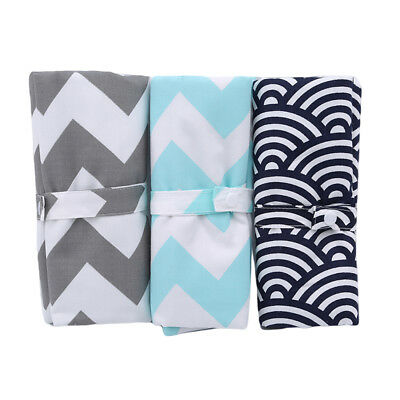 Baby Supply Nappy Diaper Changing Hanging Mat Foldable Travel Waterproof Pad B