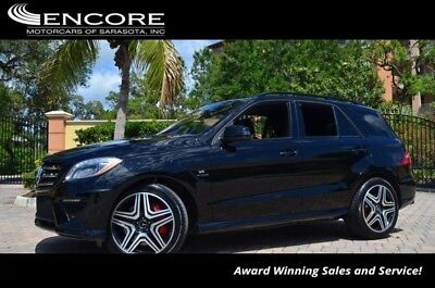 M-Class 4MATIC 4dr ML63 AMG W/Navigation and Lane Tracking 2013 Mercedes-Benz M-Class 4MATIC 4dr ML63 AMG W/Navigation and Lane Tracking 52