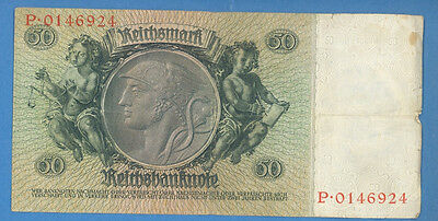 GERMANY 50 REICHSMARK 1933 P.182a 3282