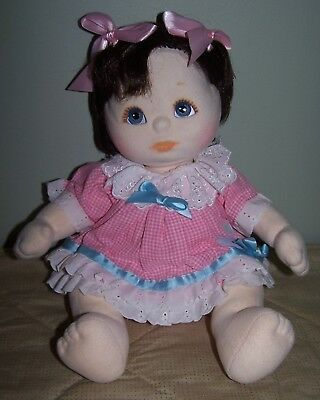 My Child Doll - Double Top Knot In Replica Tulip Flare Dress