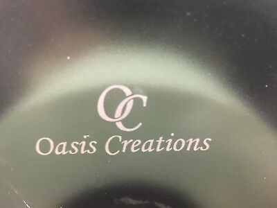 """Oasis Toilet Dispenser...Wall Mounted...Jumbo Toilet Paper Single Roll 9""""  As Is"""