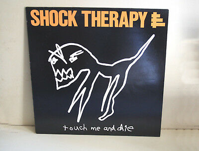 Shock Therapy - Touch Me And Die