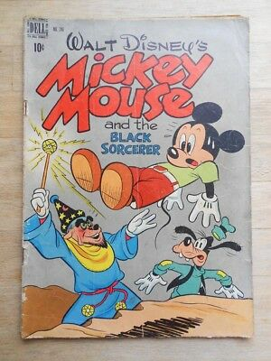 Mickey Mouse - Dell comic No. 248 from 1949