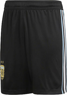 adidas Argentina Home World Cup Junior Football Shorts