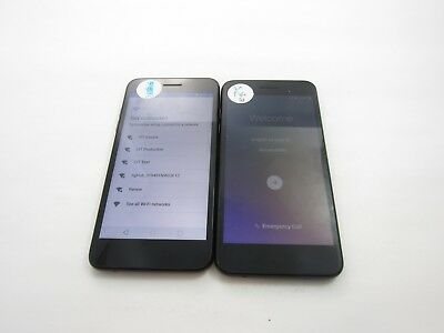 Google Locked Lot of 2 LG X212TA T-Mobile Check IMEI 4GL-285